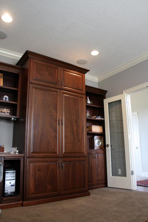 Fine Cabinetry Ulrich Brothers Construction Home Builders Albany Oregon